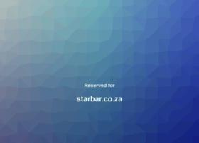 starbar.co.za