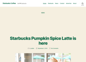 starbuckcoffee.net