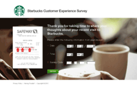 starbucks-survey.com