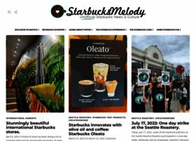 starbucksmelody.com