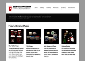starbucksornament.com