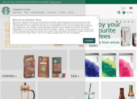 starbucksstore.co.uk