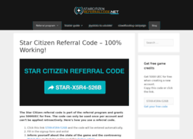 starcitizenreferralcode.net