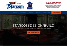 starcomdesignbuild.com