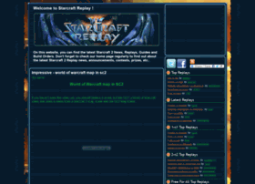 starcraft-replay.com