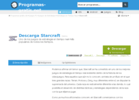 starcraft.programas-gratis.net