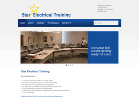 starelectricaltraining.com