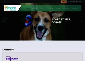 starfishanimalrescue.com