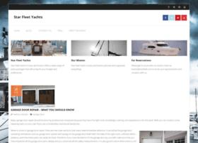 starfleetyachts.com