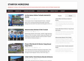 starfox-horizons.com