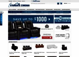stargatecinema.com