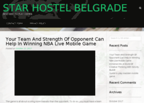starhostelbelgrade.com