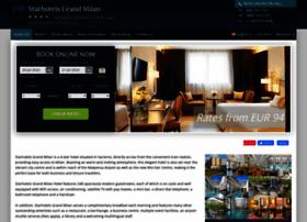 starhotels-grand-milan.h-rsv.com