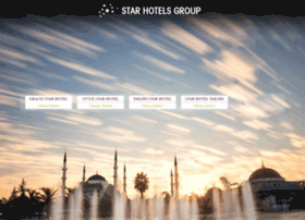 starhotelsgroup.com