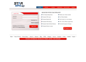 starinfranet.com