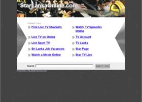 Starlankaonline.com