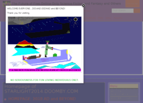 starlight2014.doomby.com