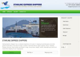 starlingshippers.com
