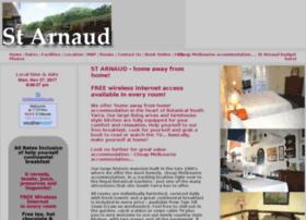 starnaudguesthouse.com