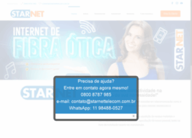 starnettelecom.com.br