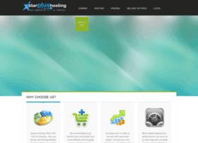 starplushosting.com