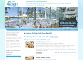 starprivilege-pacific.com