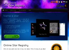 starregistry.org