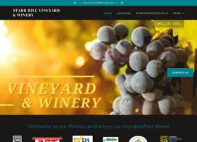 starrhillwinery.com