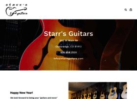 starrsguitars.com