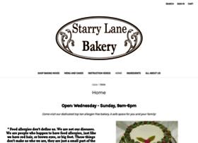 starrylanebakery.com