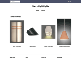starrynightlights.com