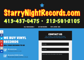 starrynightrecords.com