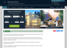 stars-lyon-bron.hotel-rez.com