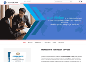 starsgrouptranslators.com
