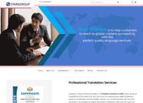 starsgrouptranslators.com
