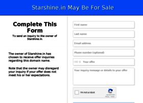 starshine.in