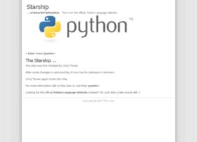starship.python.net