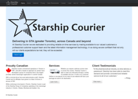 starshipcourier.ca