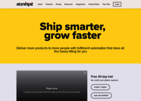 starshipit.com