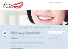 starsourire.com