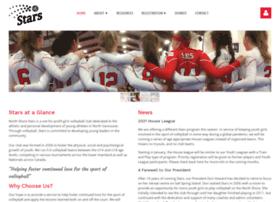starsvolleyballclub.com