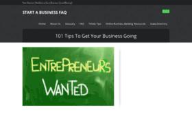start-a-business-faq.com