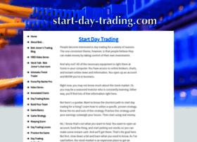 start-day-trading.com