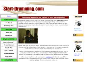 start-drumming.com