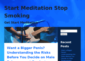 start-meditation-stop-smoking.com