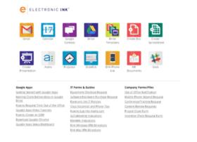 start.electronicink.com