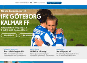 start.ifkgoteborg.se