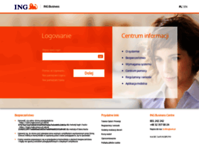 start.ingbusinessonline.pl
