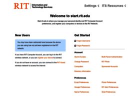 start.rit.edu
