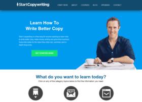 startcopywriting.com